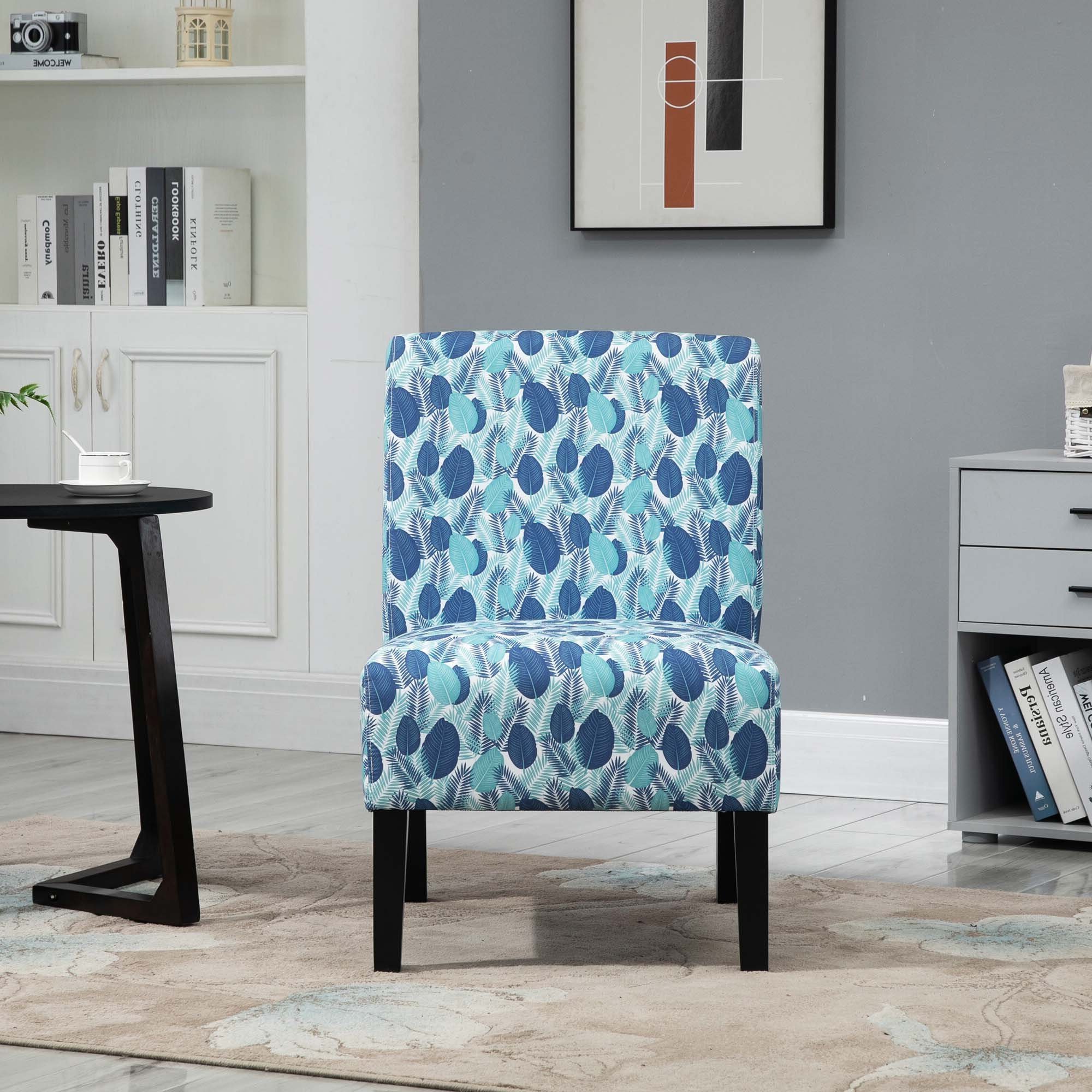 Wadhurst Slipper Chairs Within Popular Modern & Contemporary Slipper Accent Chairs You'll Love In (View 11 of 20)