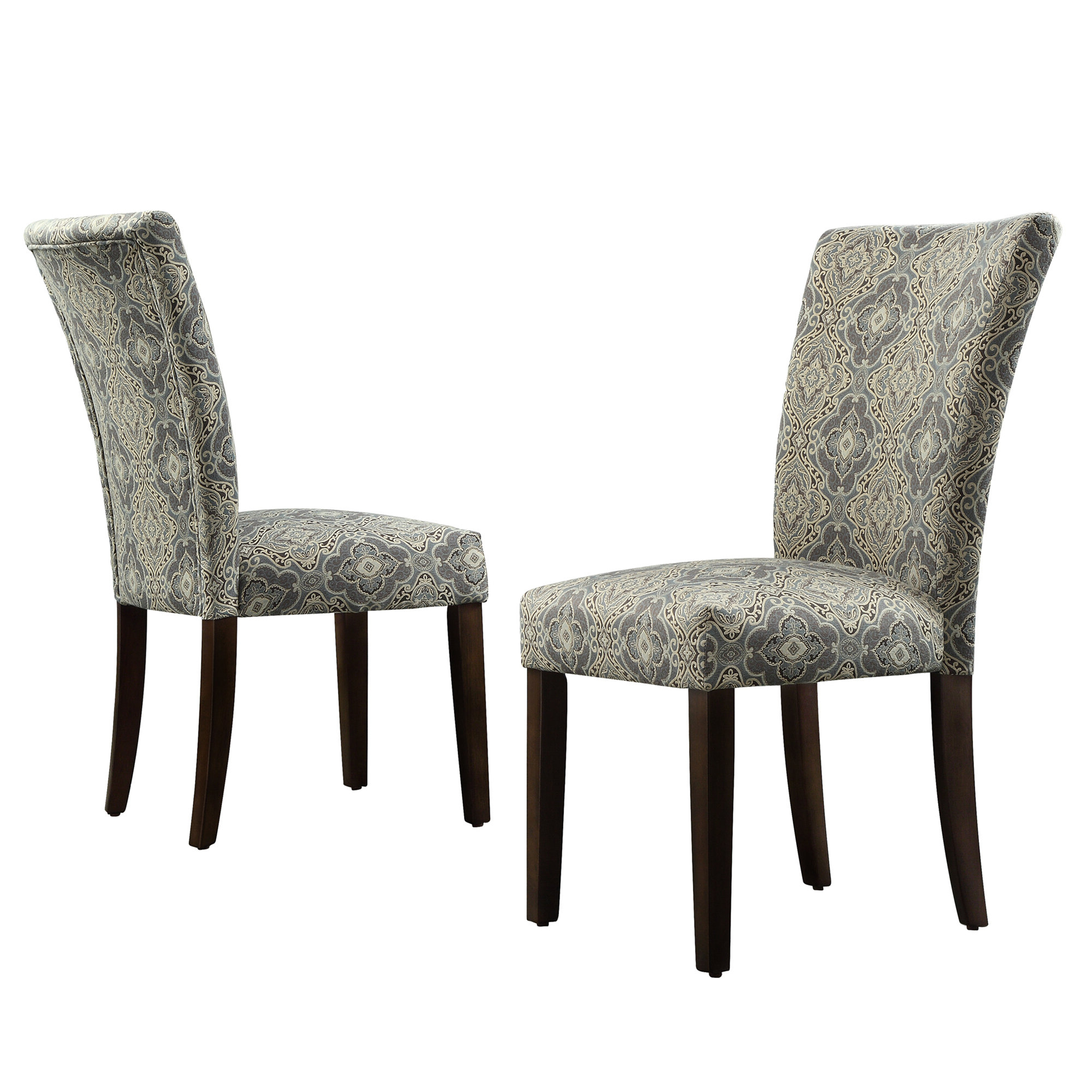Wayfair For Aime Upholstered Parsons Chairs In Beige (View 11 of 20)