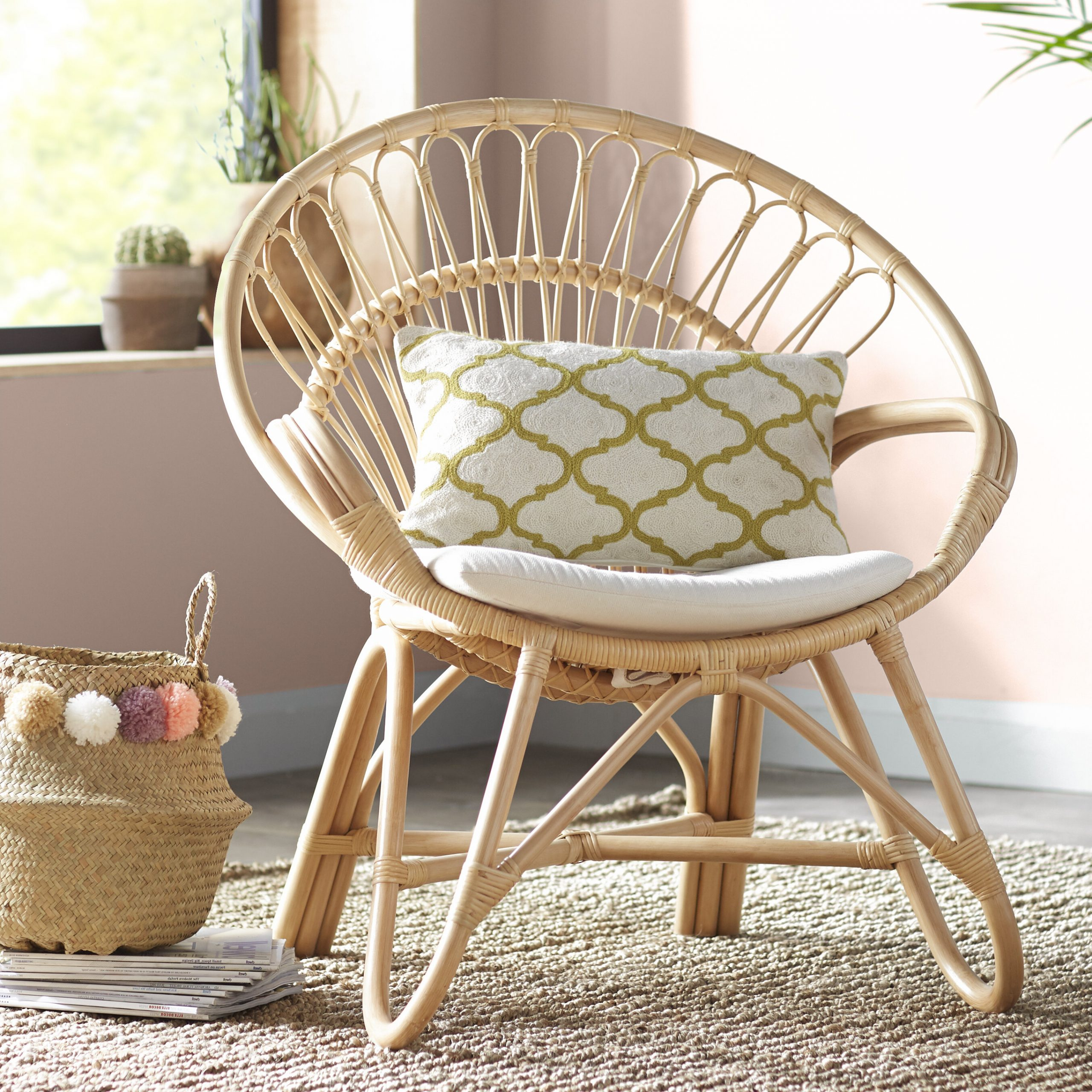 Wayfair For Most Current Campton Papasan Chairs (View 8 of 20)