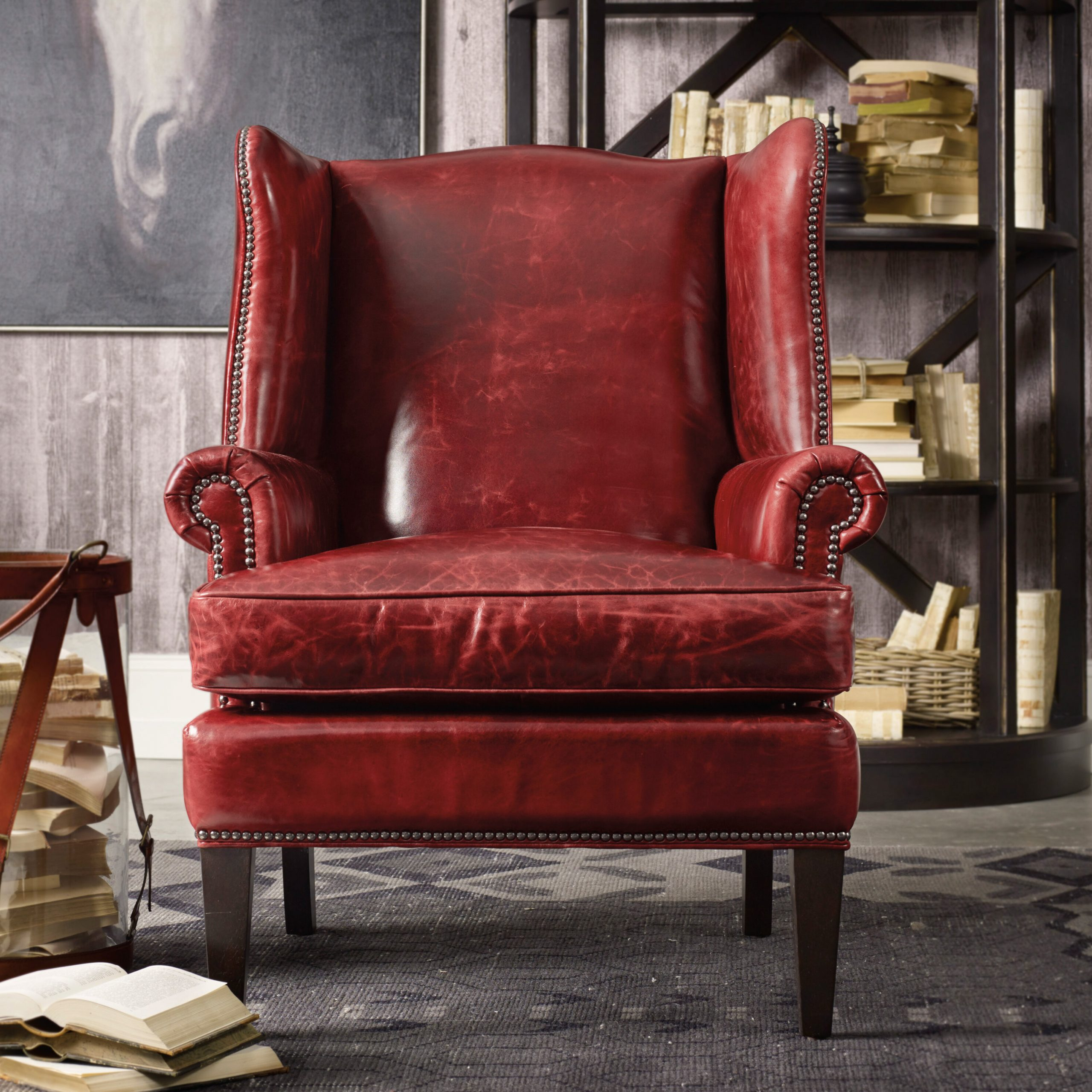 Wayfair For Recent Gallin Wingback Chairs (View 5 of 20)