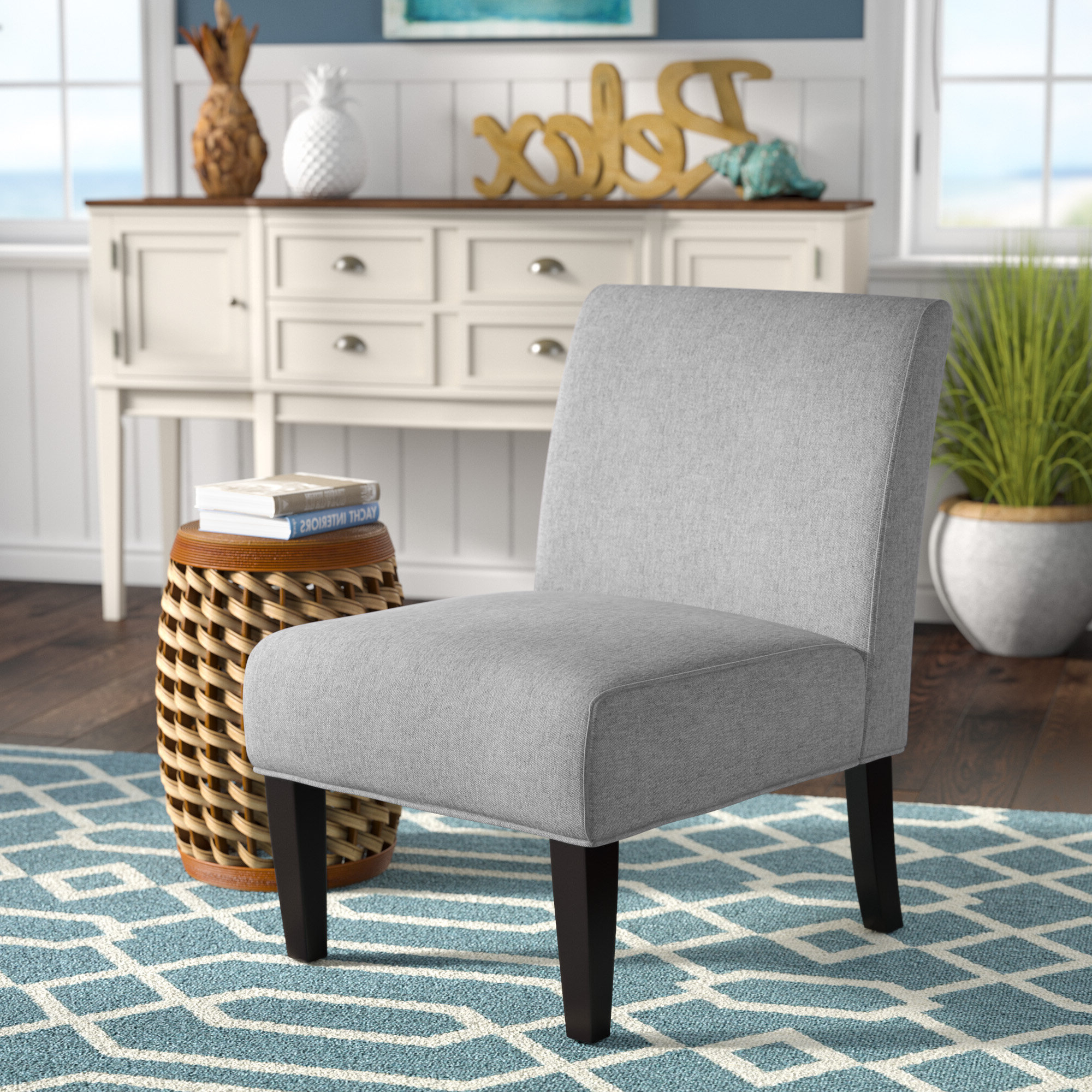 Wayfair In Alush Accent Slipper Chairs (set Of 2) (View 6 of 20)