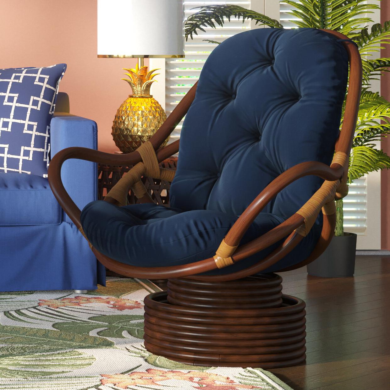 Wayfair Inside Trendy Rosati Mongolian Fur Papasan Chairs (View 14 of 20)