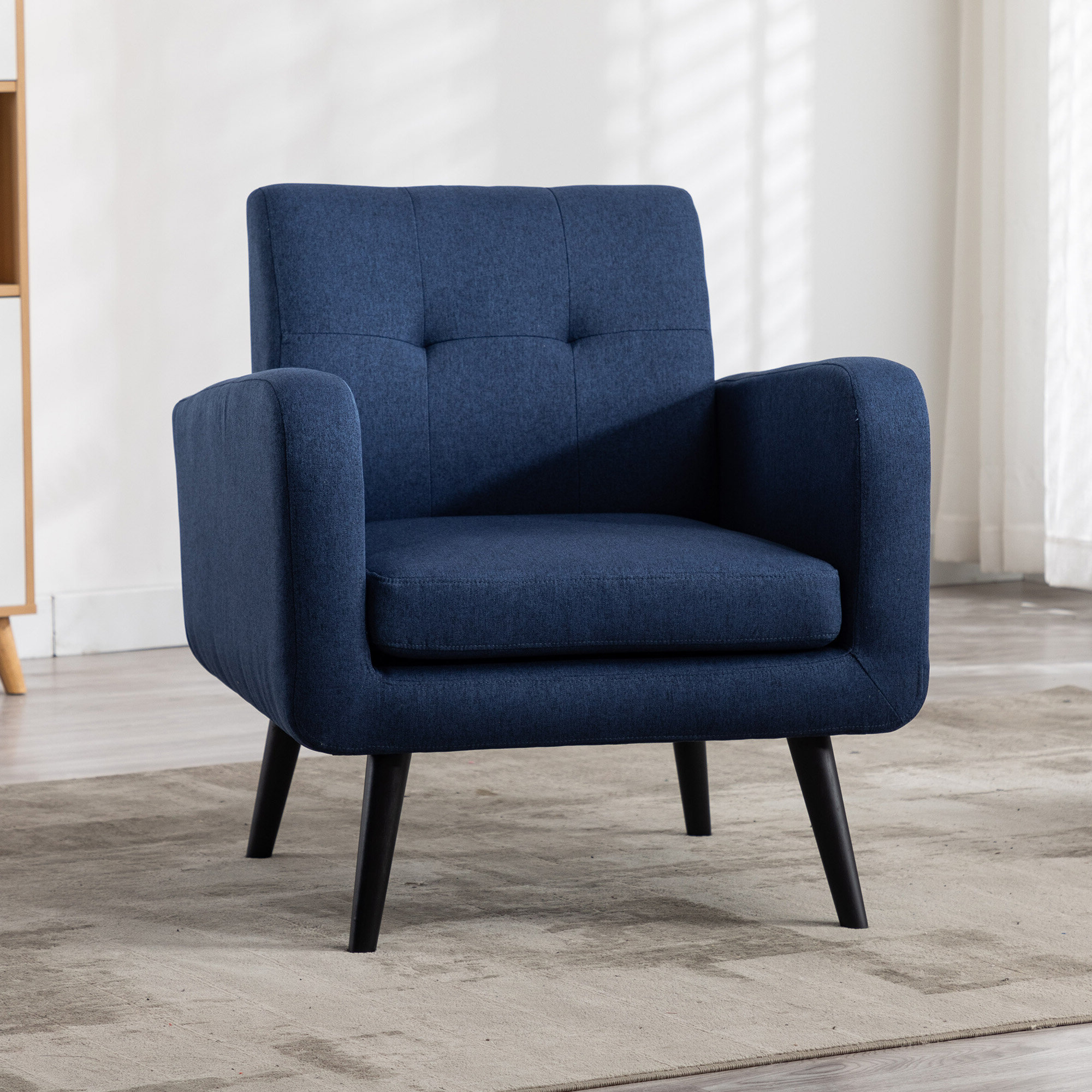 Featured Photo of Armory Fabric Armchairs