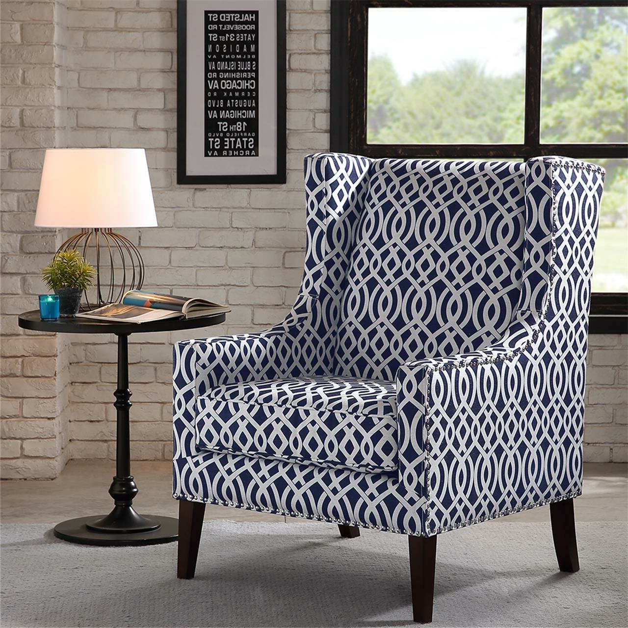 Wayfair Pertaining To Chagnon Wingback Chairs (View 3 of 20)
