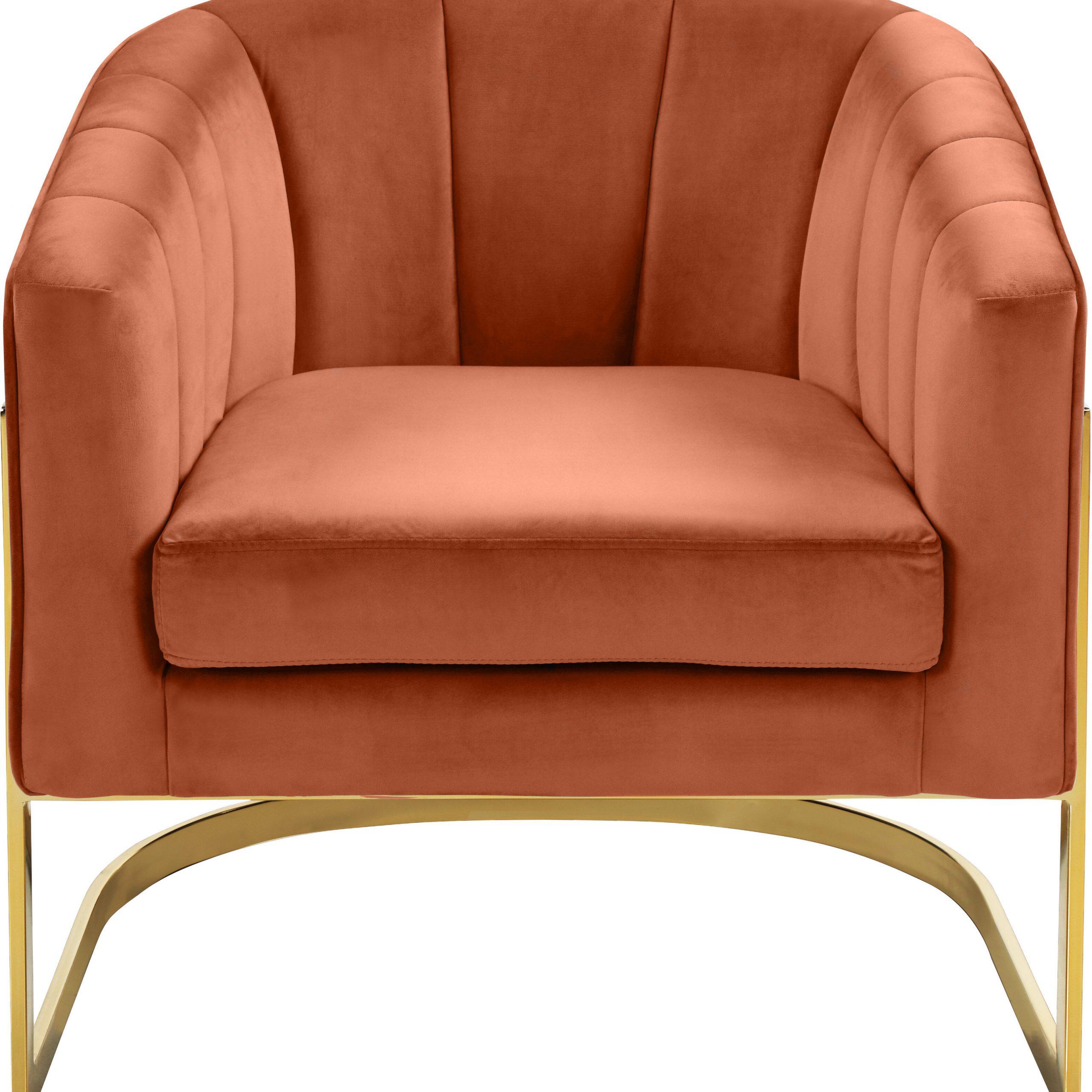 Wayfair Regarding Blaithin Simple Single Barrel Chairs (View 7 of 20)
