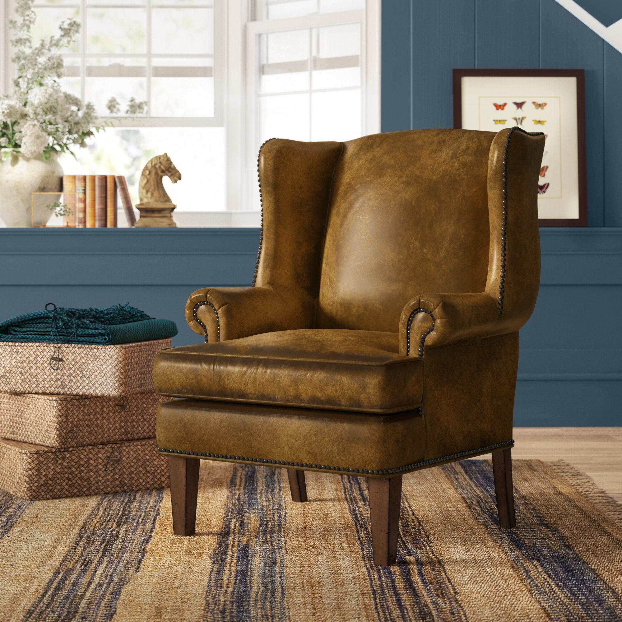 Wayfair Regarding Gallin Wingback Chairs (View 6 of 20)