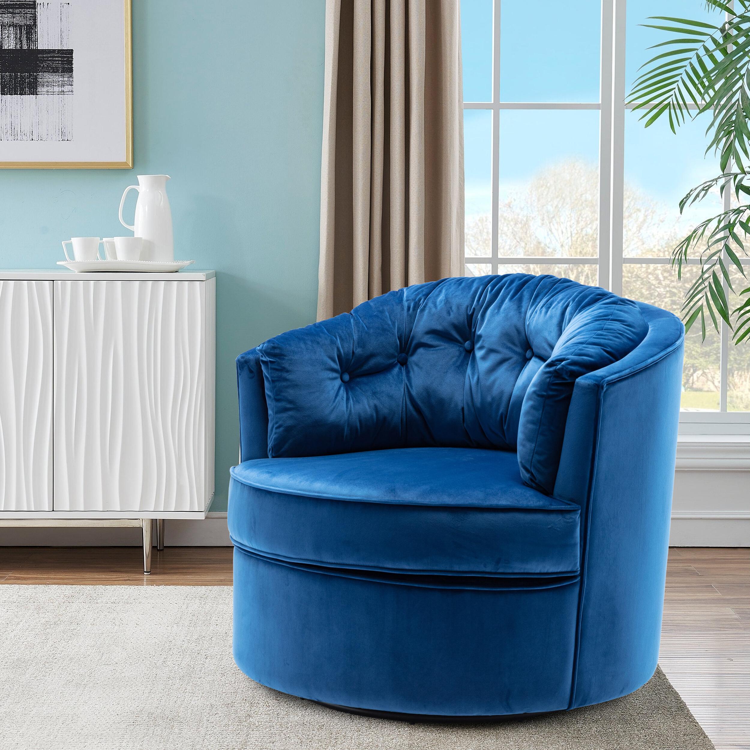 Wayfair Regarding Recent Danny Barrel Chairs (set Of 2) (View 8 of 20)