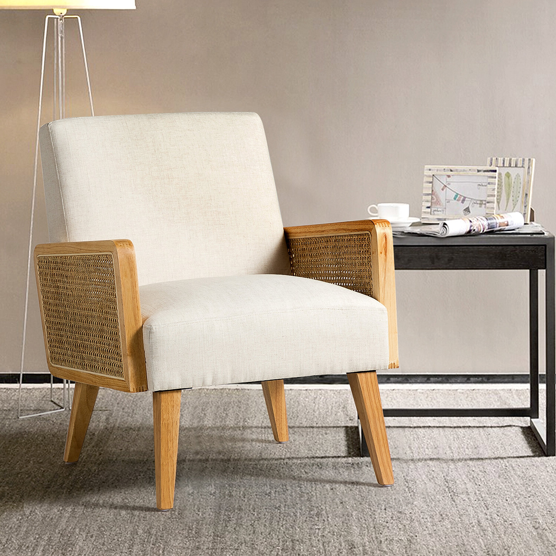 Wayfair Regarding Well Liked Beachwood Arm Chairs (View 19 of 20)