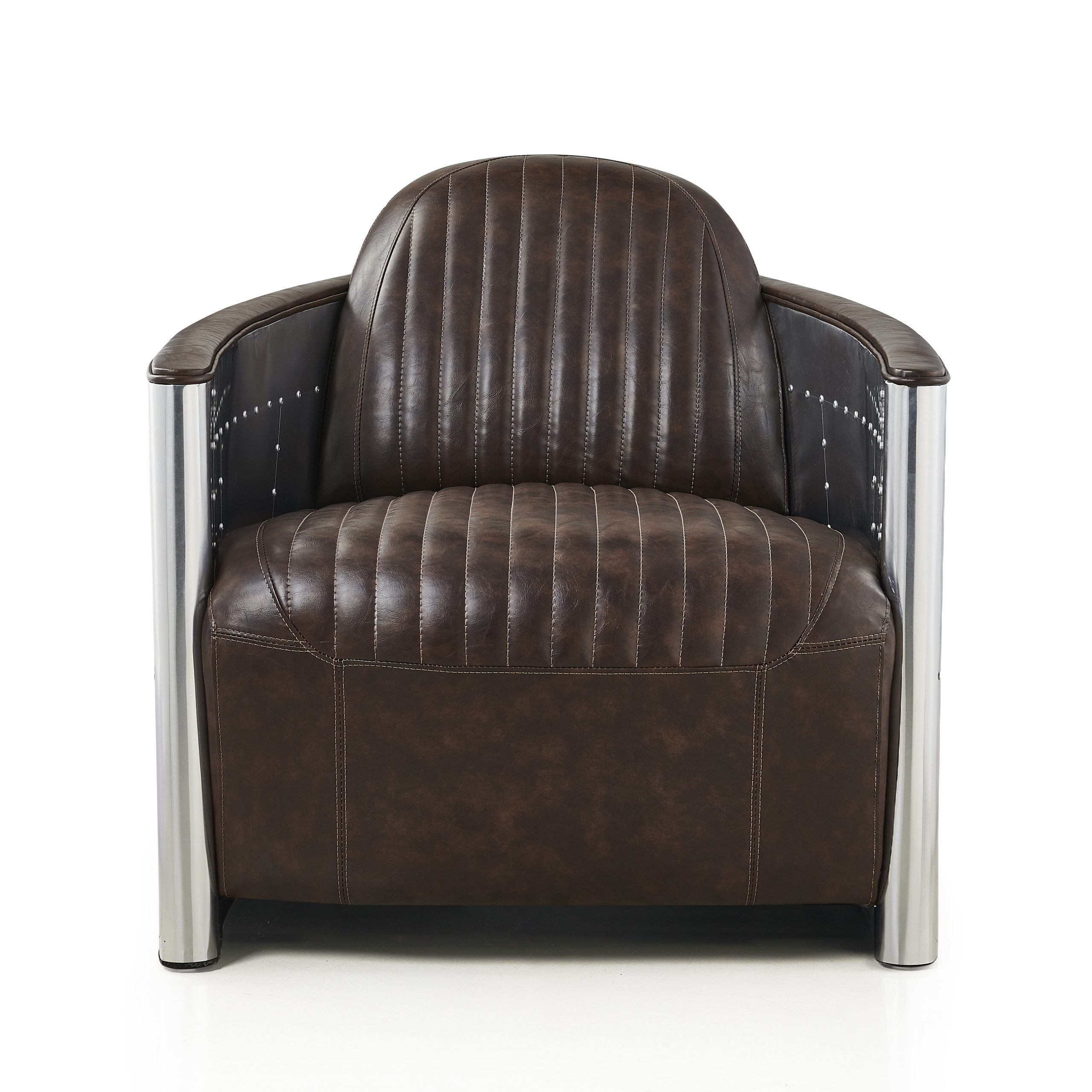 Wayfair With Regard To Newest Hazley Faux Leather Swivel Barrel Chairs (View 7 of 20)