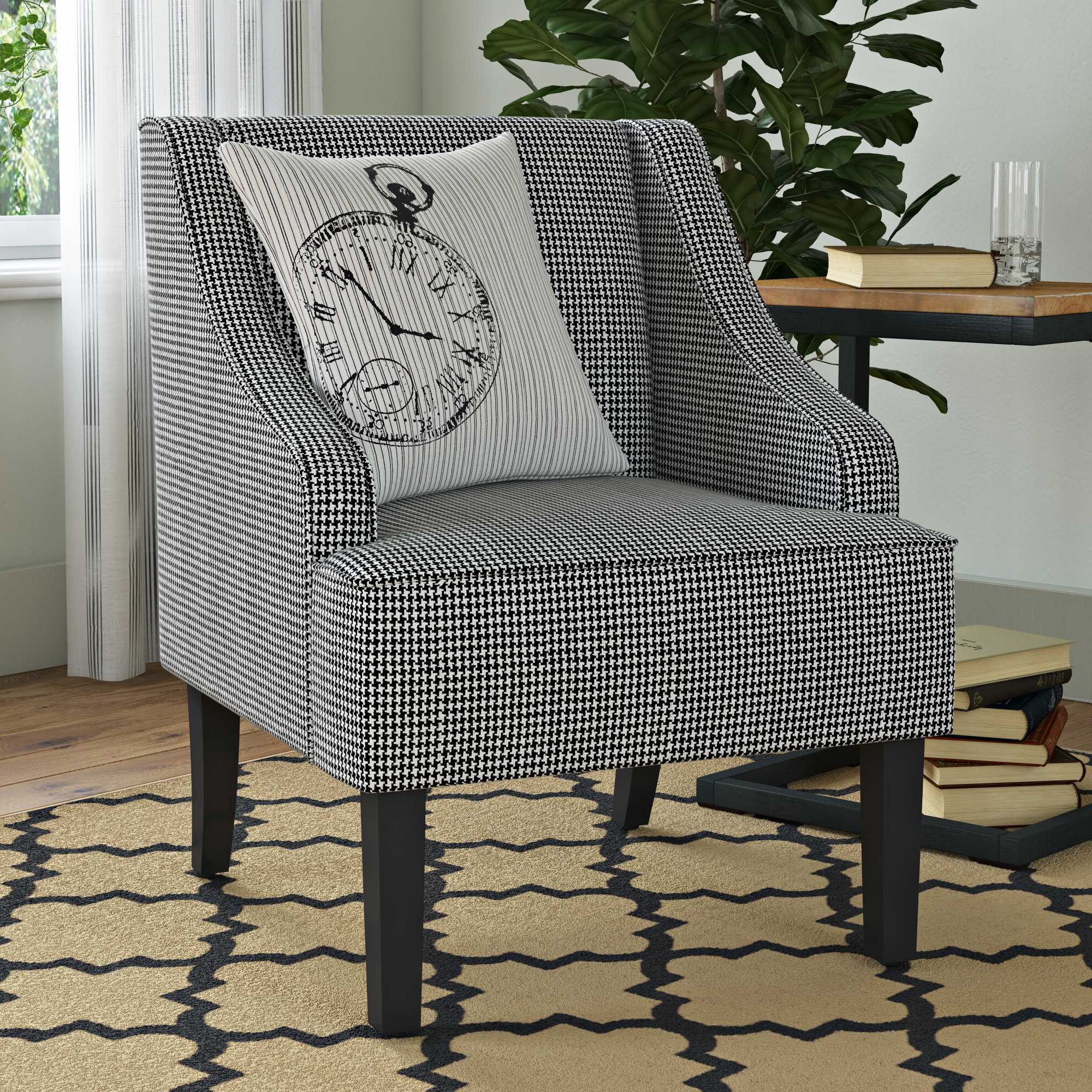 Wayfair Within Briseno Barrel Chairs (View 18 of 20)