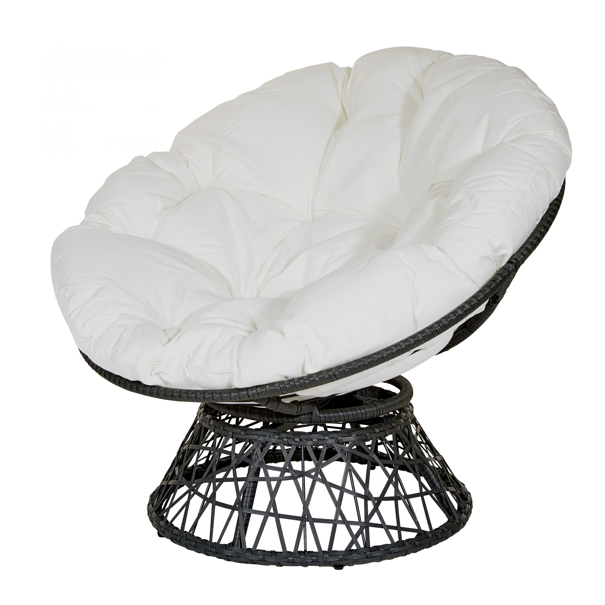 Wayfair's Picks For Collegewhite Accent Chairs You'll Love With Well Liked Campton Papasan Chairs (View 17 of 20)