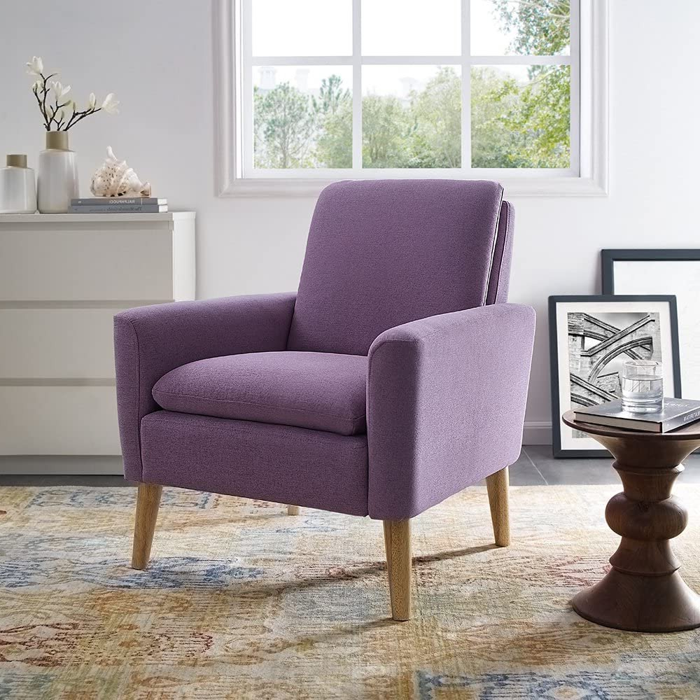 Well Known Beige & Purple Accent Chairs You'll Love In  (View 12 of 20)