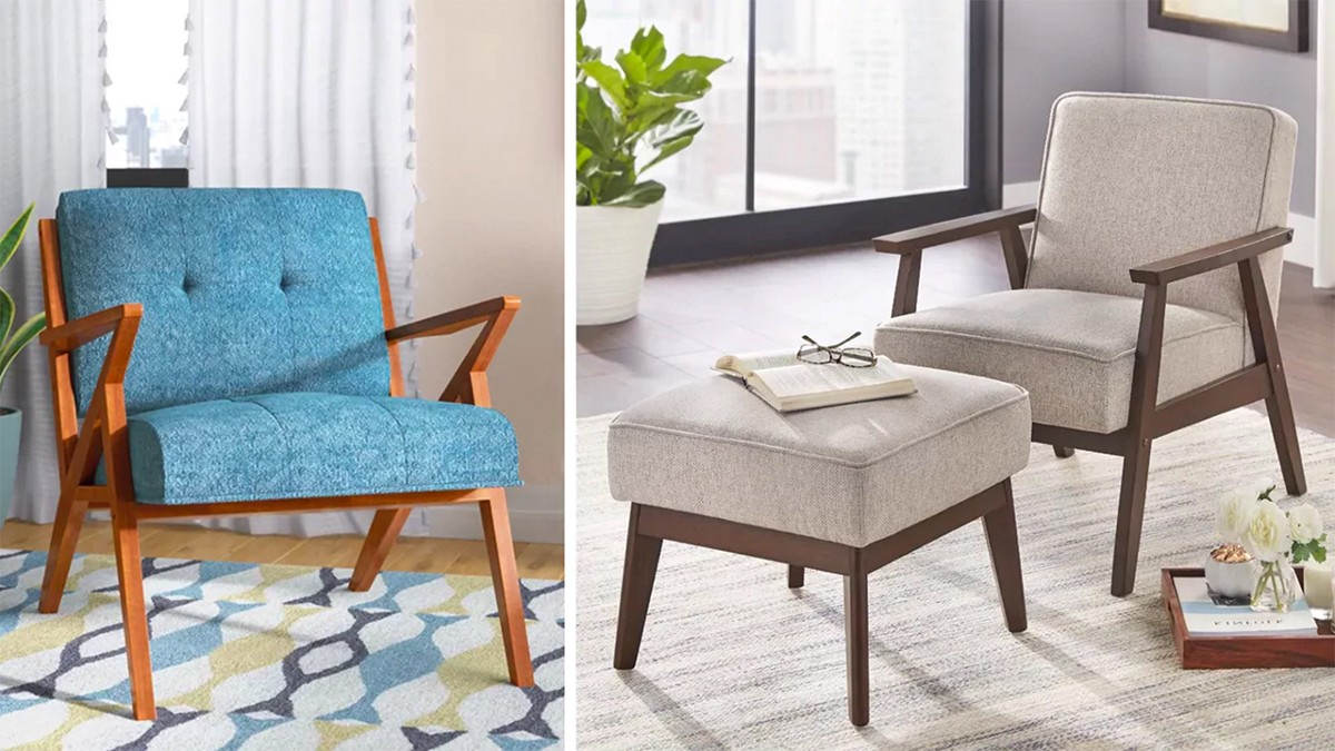 Well Known How To Buy An Affordable Couch And Accent Chair Combo Throughout Didonato Tufted Velvet Armchairs (View 17 of 20)