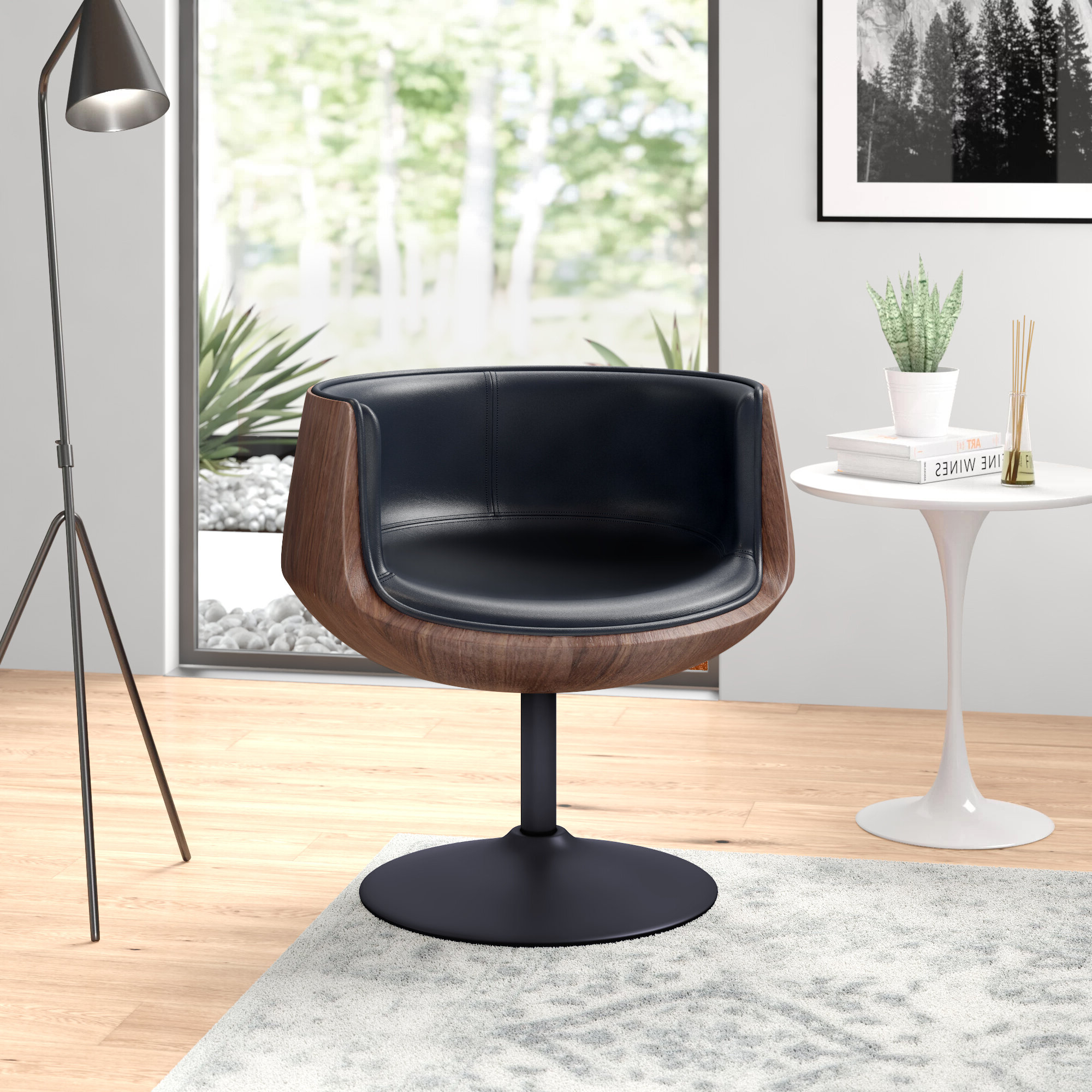 Well Known Liam Barrel Chair Throughout Ronda Barrel Chairs (View 9 of 20)