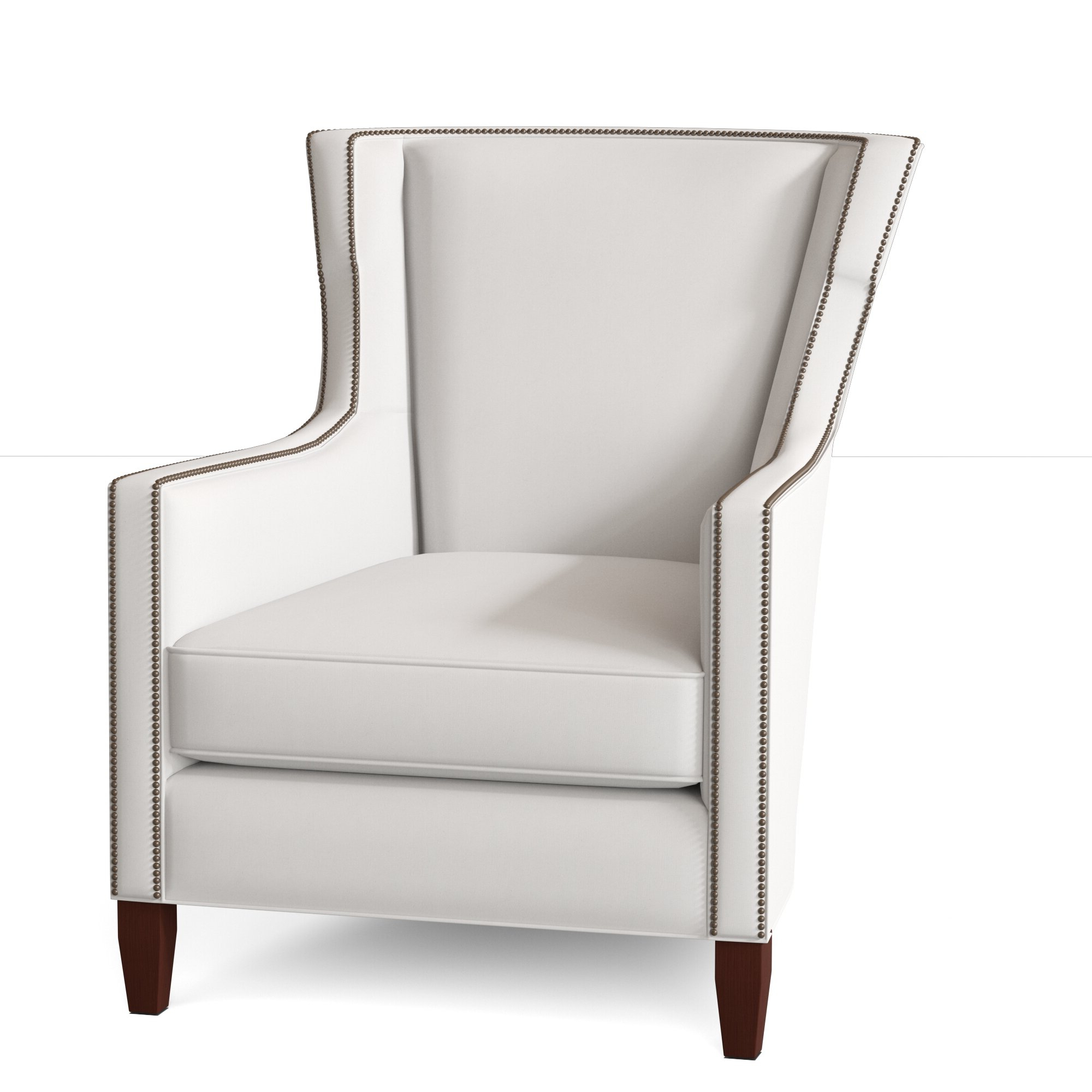 Well Known Verbena Wingback Chair For Sweetwater Wingback Chairs (View 8 of 20)