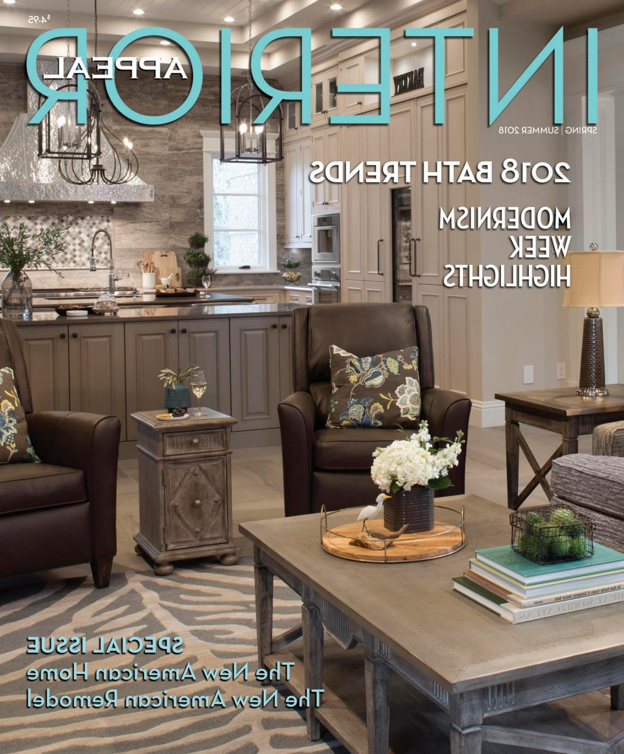 Well Liked Interior Appeal Spring/summer 2018orange Appeal – Issuu With Gilad Faux Leather Barrel Chairs (View 9 of 20)