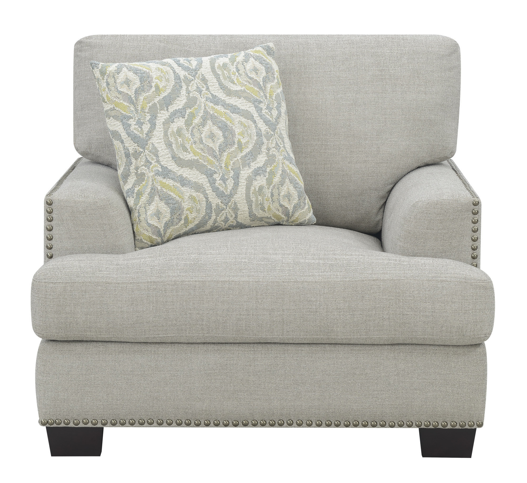 Widely Used Borst Armchairs In Highland Dunes Elvira Armchair (View 15 of 20)