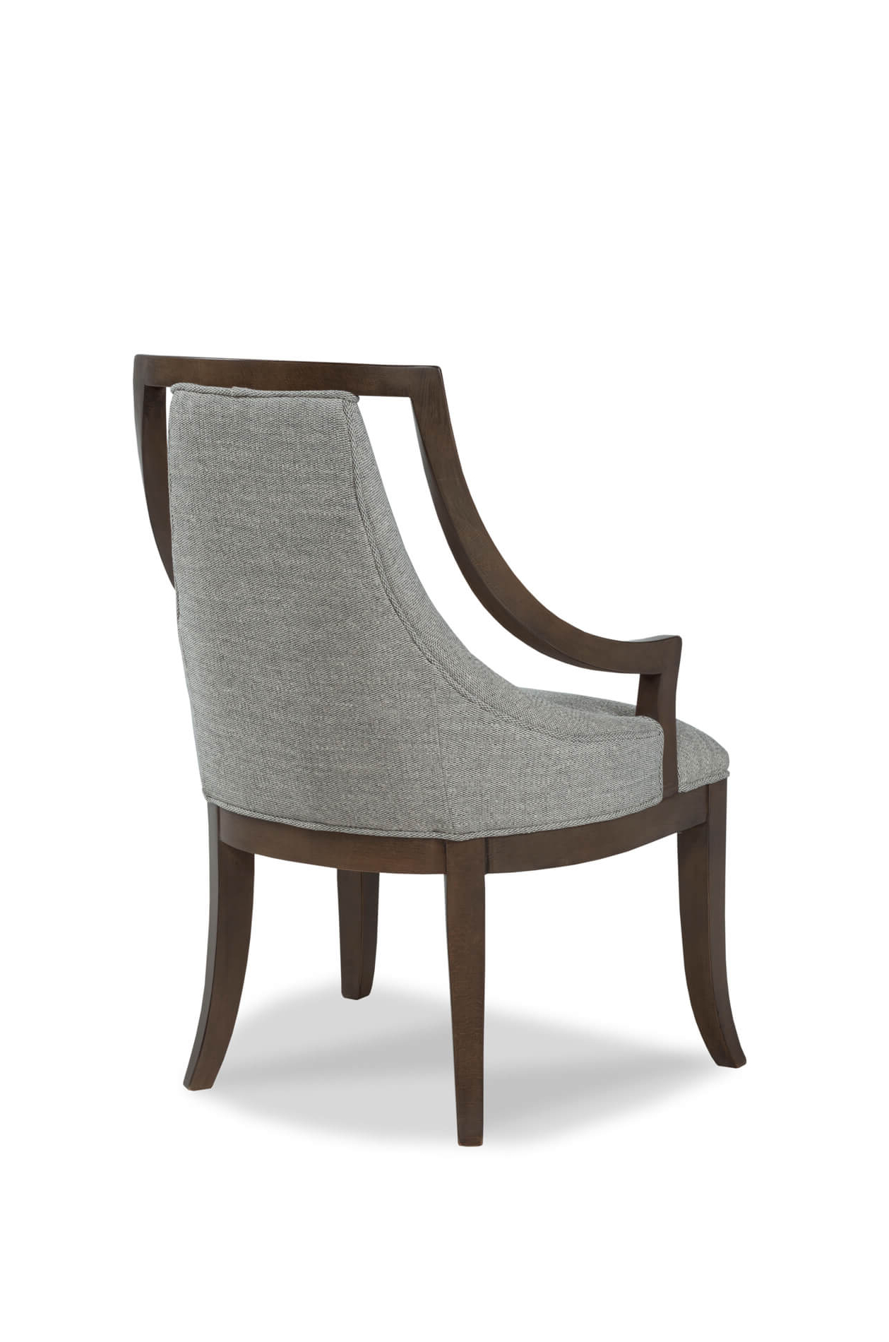 Widely Used Caldwell Upholstered Dining Arm Chair Throughout Caldwell Armchairs (View 8 of 20)
