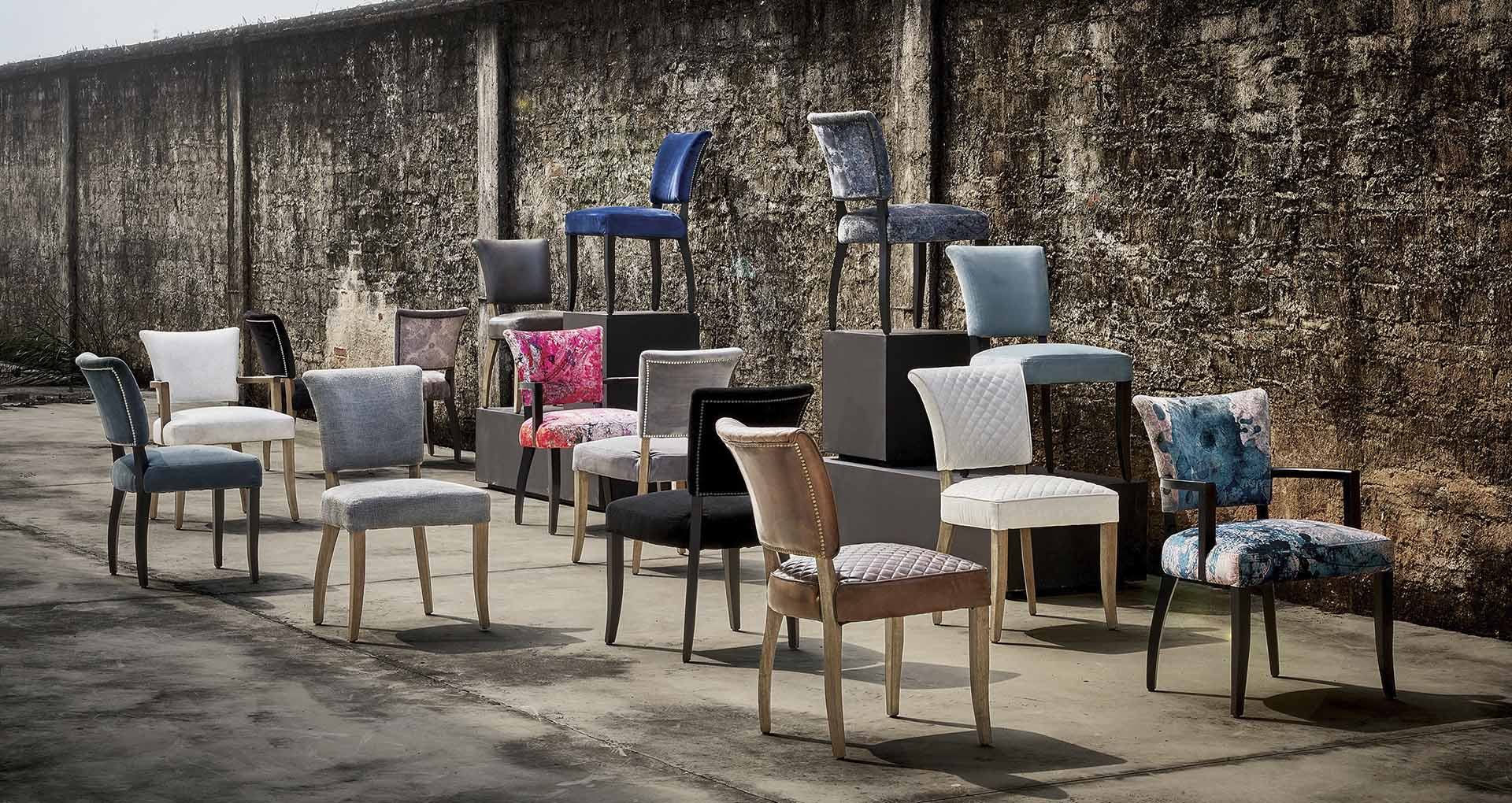 Widely Used Chiles Linen Side Chairs Regarding Mimi Dining Chair (View 18 of 20)