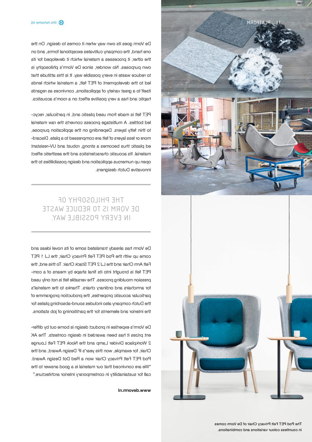 Widely Used Hofstetter Armchairs Within Otto Hofstetter Customer Magazine Nr (View 8 of 20)