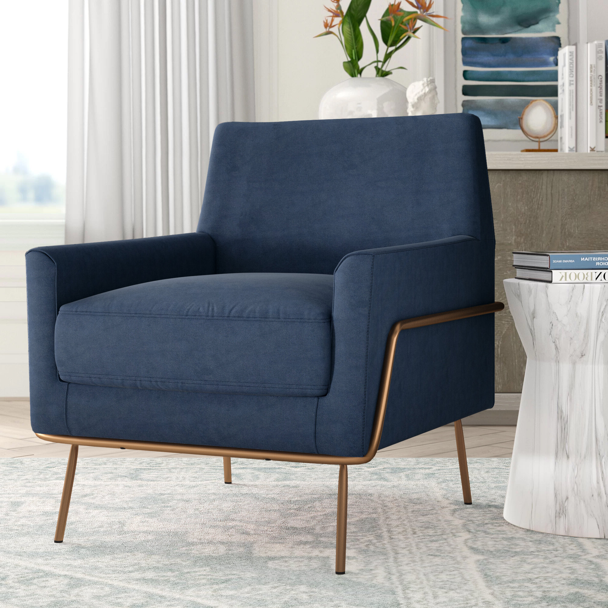 Widely Used Newton Armchair & Reviews (View 14 of 20)