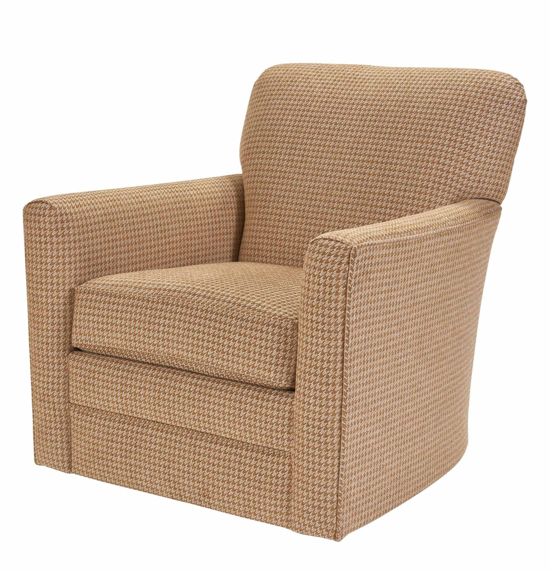 Widely Used Riverside Drive Barrel Chair And Ottoman Sets With Becks Swivel Chair (View 15 of 20)