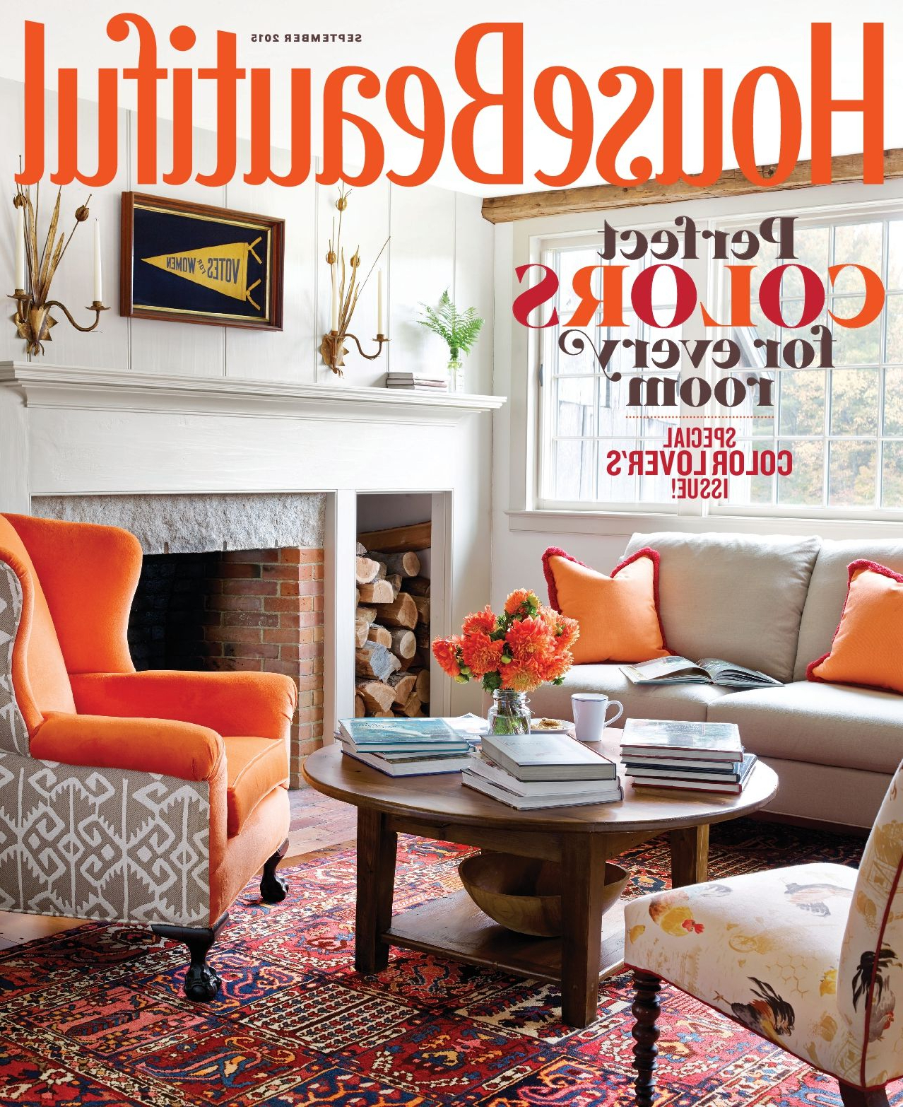 Widely Used September 2015 House Beautiful – Shopping Resources For Armory Fabric Armchairs (View 14 of 20)