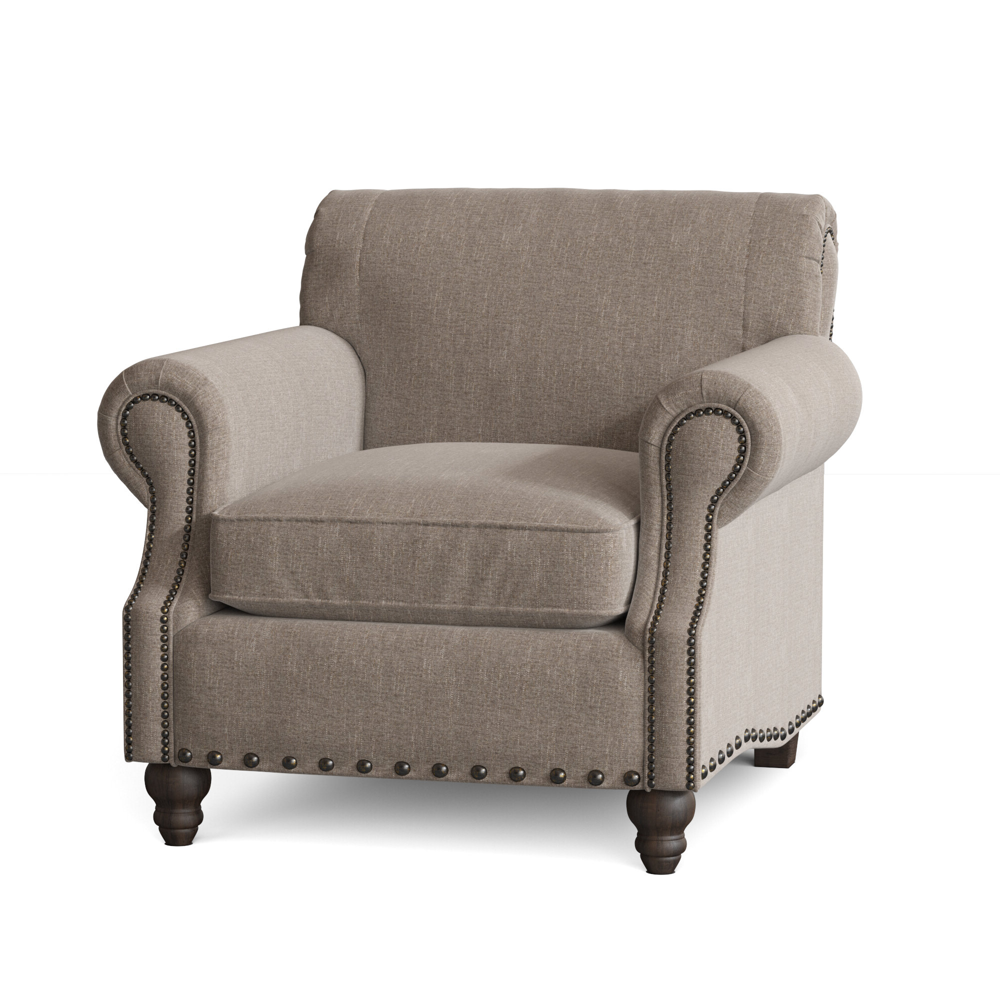 Young Armchairs By Birch Lane In Most Popular Silver Birch Lane™ Accent Chairs You'll Love In  (View 11 of 20)