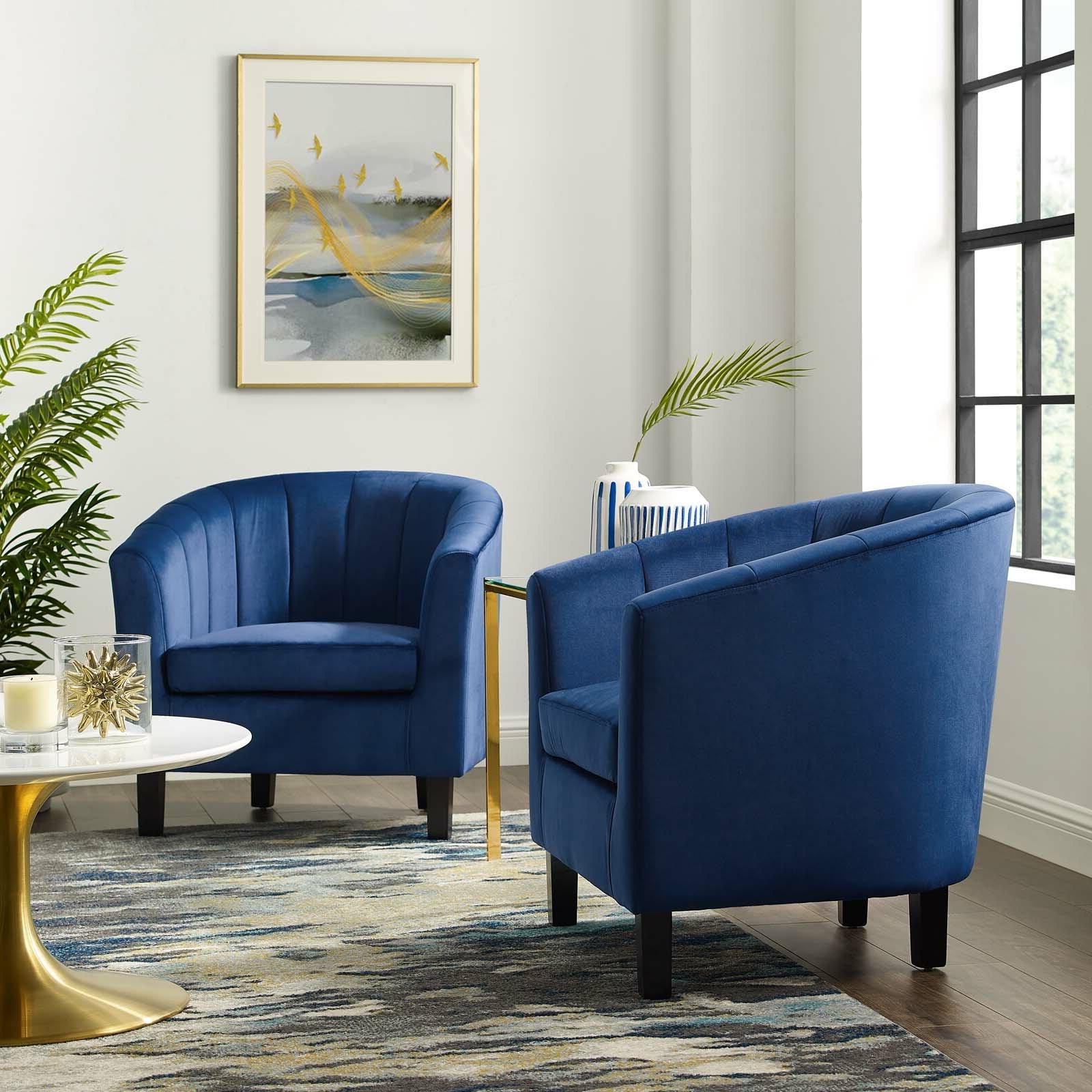 """Ziaa Barrel Chairs Inside Trendy Ziaa Performance Velvet 20"""" Barrel Chair (View 7 of 20)"""