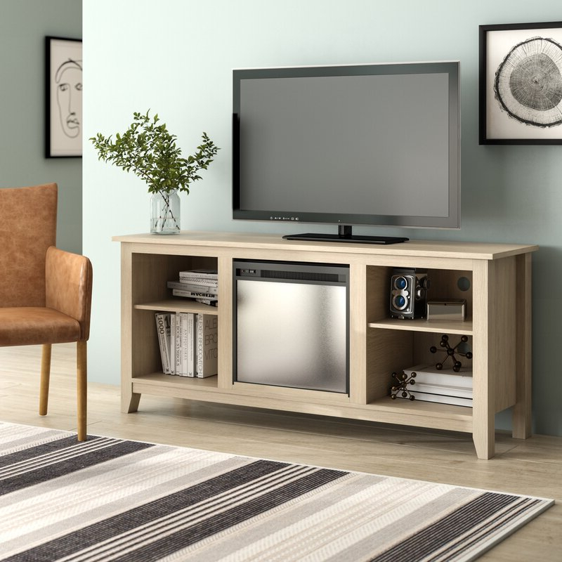 """2019 Adora Tv Stands For Tvs Up To 65"""" Regarding Three Posts Berenice Tv Stand For Tvs Up To 65"""" & Reviews (View 3 of 20)"""