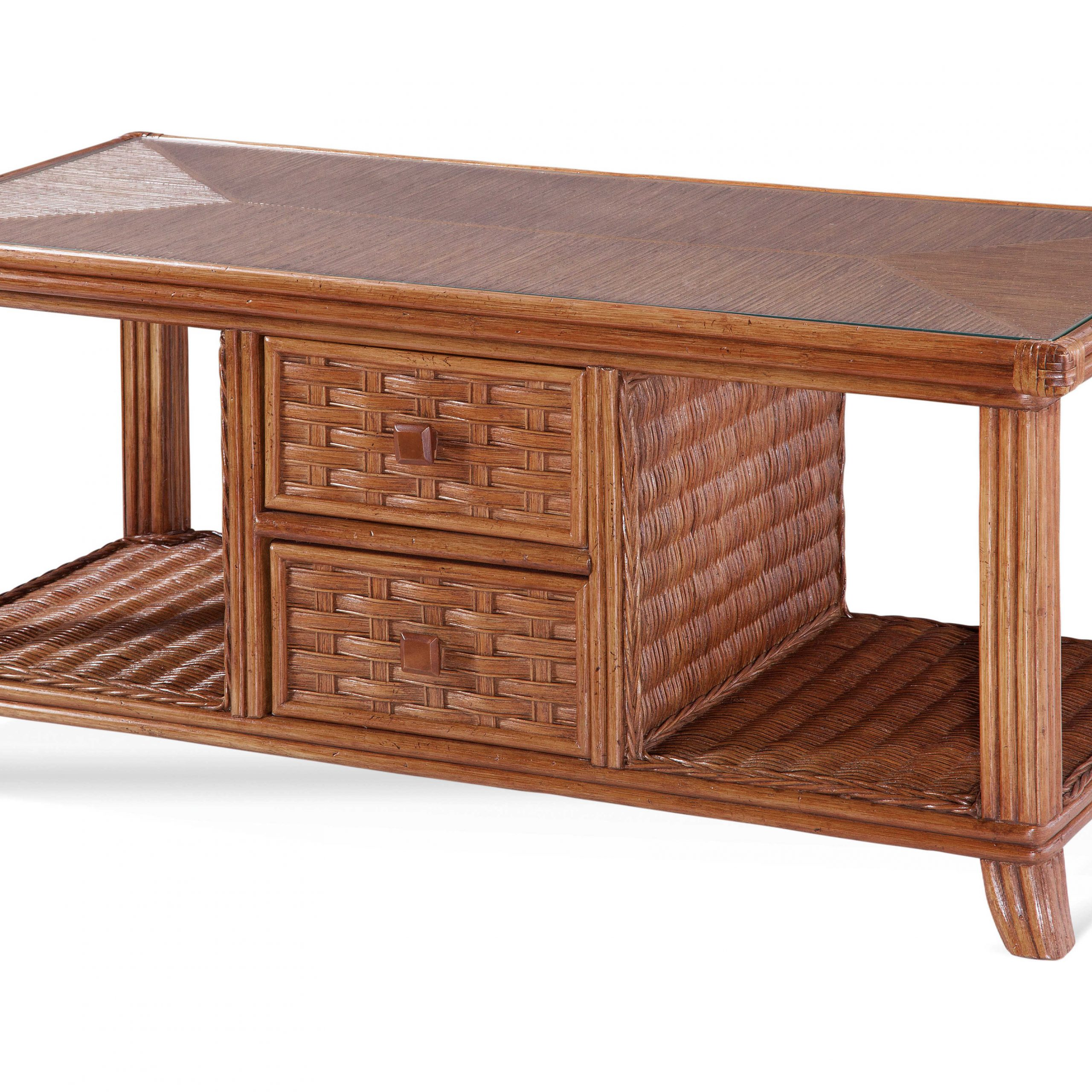 """2019 Braxton Culler Somerset 45'' Wide Rectangular Coffee Table With Regard To Aayah 45"""" Wide 2 Drawer Servers (View 2 of 20)"""