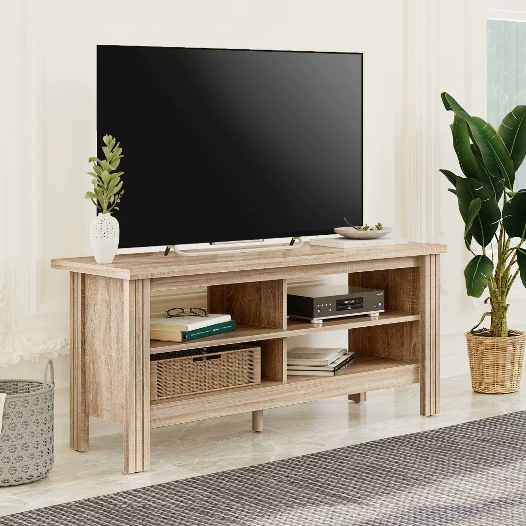 """2020 Quillen Tv Stands For Tvs Up To 43"""" In Farmhouse Tv Stand For 55"""" Flat Screen,console Table (View 9 of 20)"""