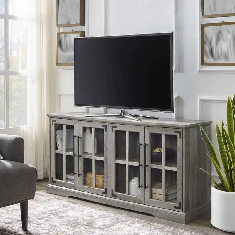 """2020 Shilo Tv Stands For Tvs Up To 65"""" Regarding Gracie Oaks Dougan Tv Stand For Tvs Up To 65"""" & Reviews (View 13 of 20)"""