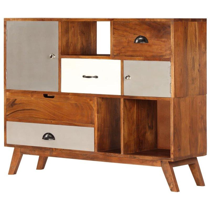 "29.5"" Wide 2 Drawer Wood Sideboards With Regard To Popular Corrigan Studio® Bronaugh (View 14 of 20)"
