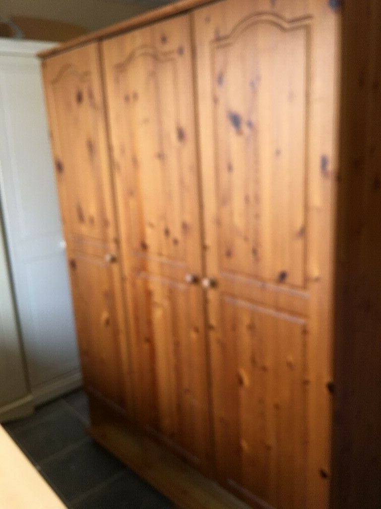 """Featured Photo of Westhoff 70"""" Wide 6 Drawer Pine Wood Sideboards"""