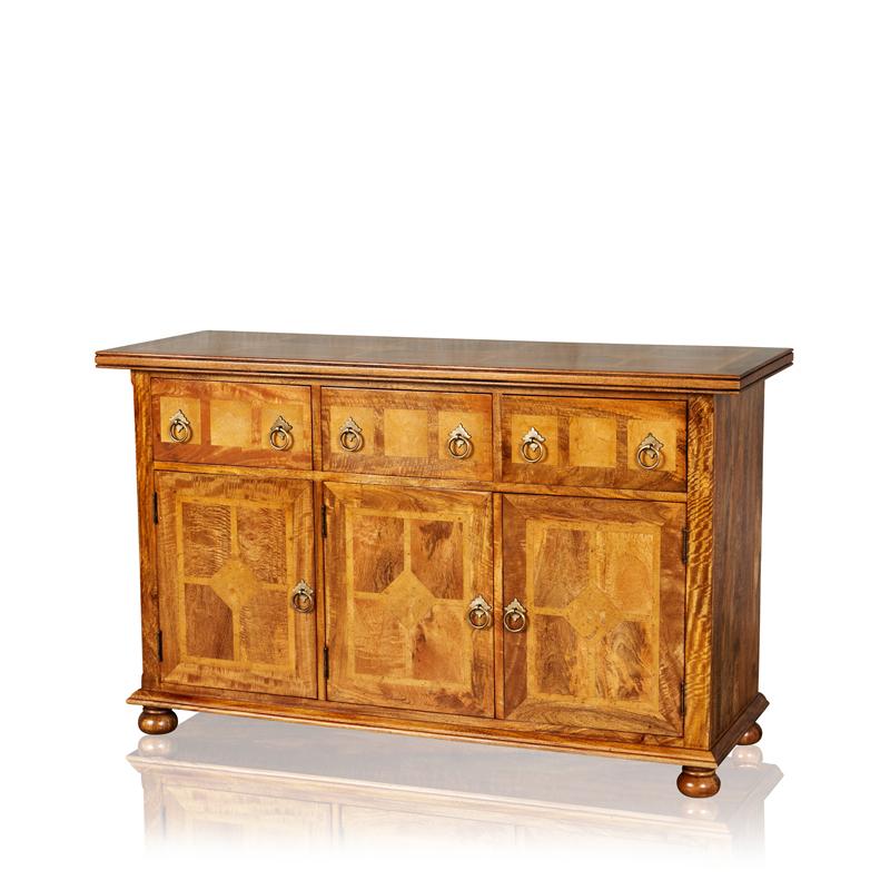 3 Drawer Sideboards Regarding Most Popular Sideboard – 3 Door & 3 Drawer – Trilogy Furniture (View 9 of 20)