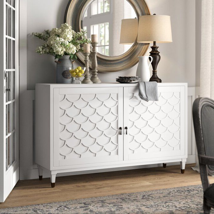 """62"""" Wide Sideboard (View 14 of 20)"""