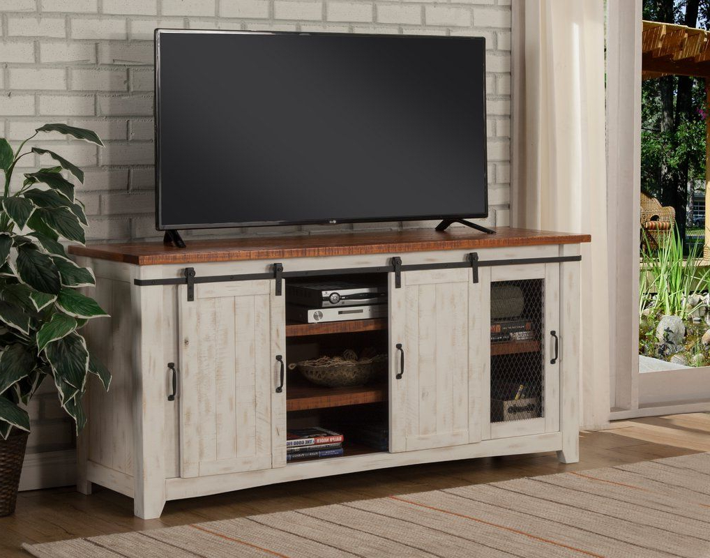 65 Tv Stand, White Tv (View 4 of 20)