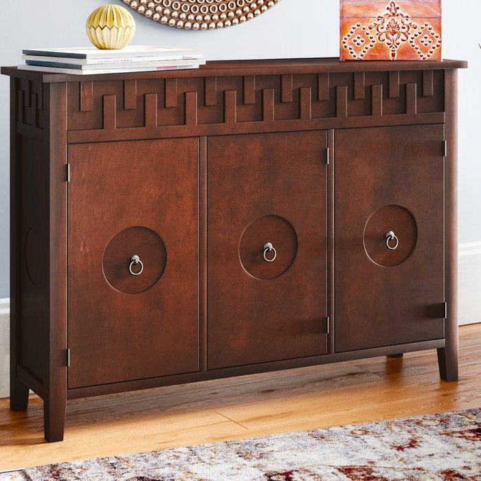 """Accent Cabinet, Furniture, Accent Regarding Ogden 59"""" Sideboards (View 3 of 20)"""