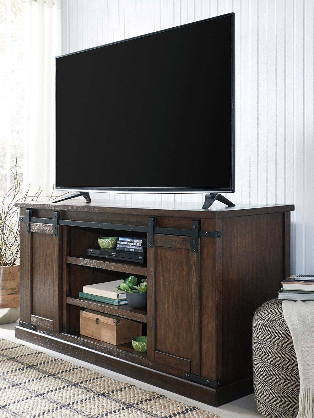 """Alannah Tv Stands For Tvs Up To 60"""" In Well Known Budmore 60 Inch Tv Stand (View 13 of 20)"""