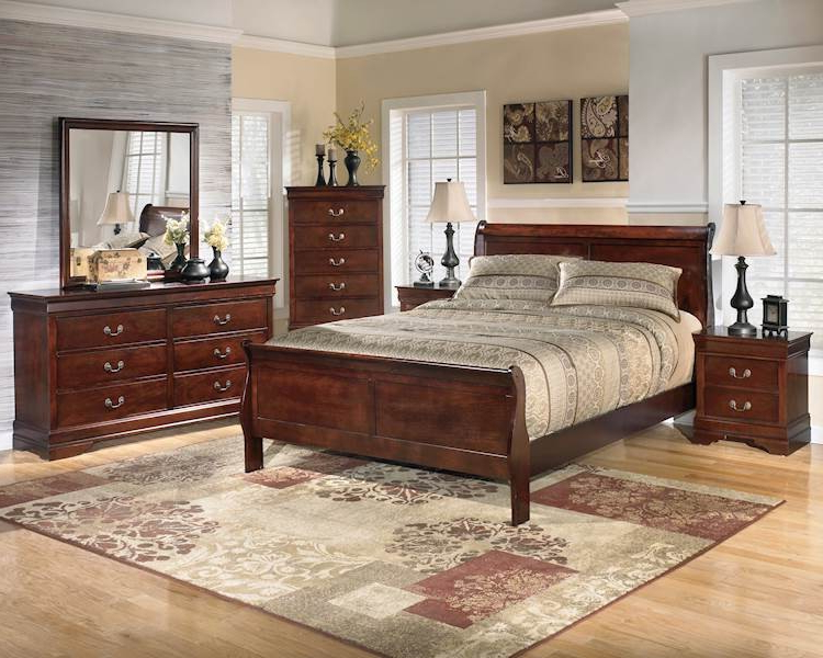 Alisdair Dark Brown Two Drawer Night Stand Inside Best And Newest Neidig (View 2 of 8)