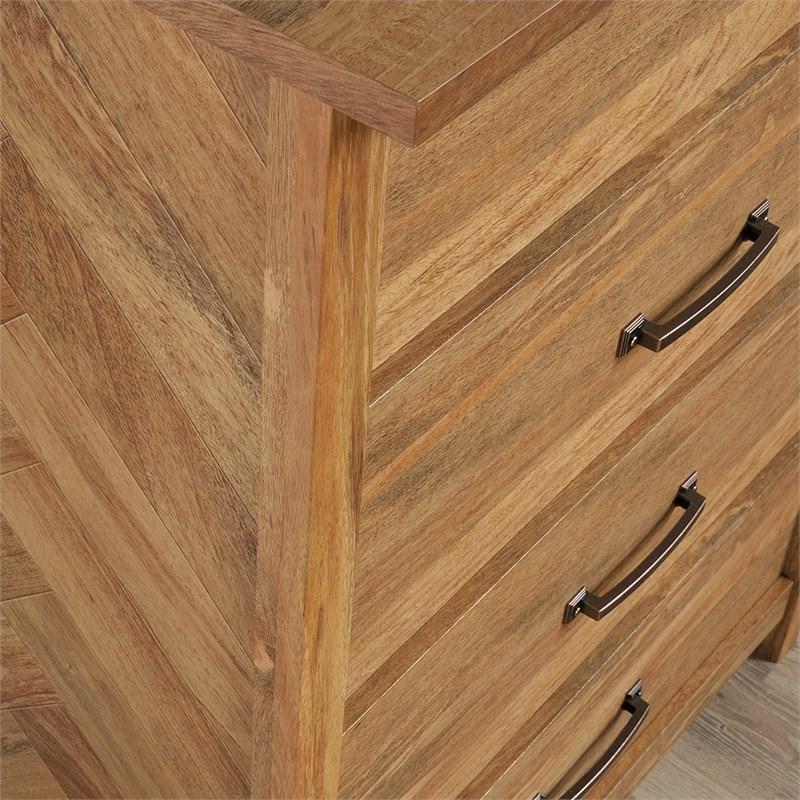 """Aneisa 70"""" Wide 6 Drawer Mango Wood Sideboards In Favorite Sauder Cannery Bridge Engineered Wood 4 Drawer Bedroom (View 20 of 20)"""