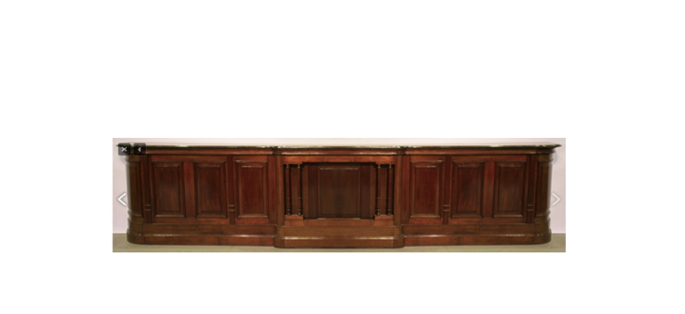 Antique Front Bars With Short Sideboards (View 18 of 20)