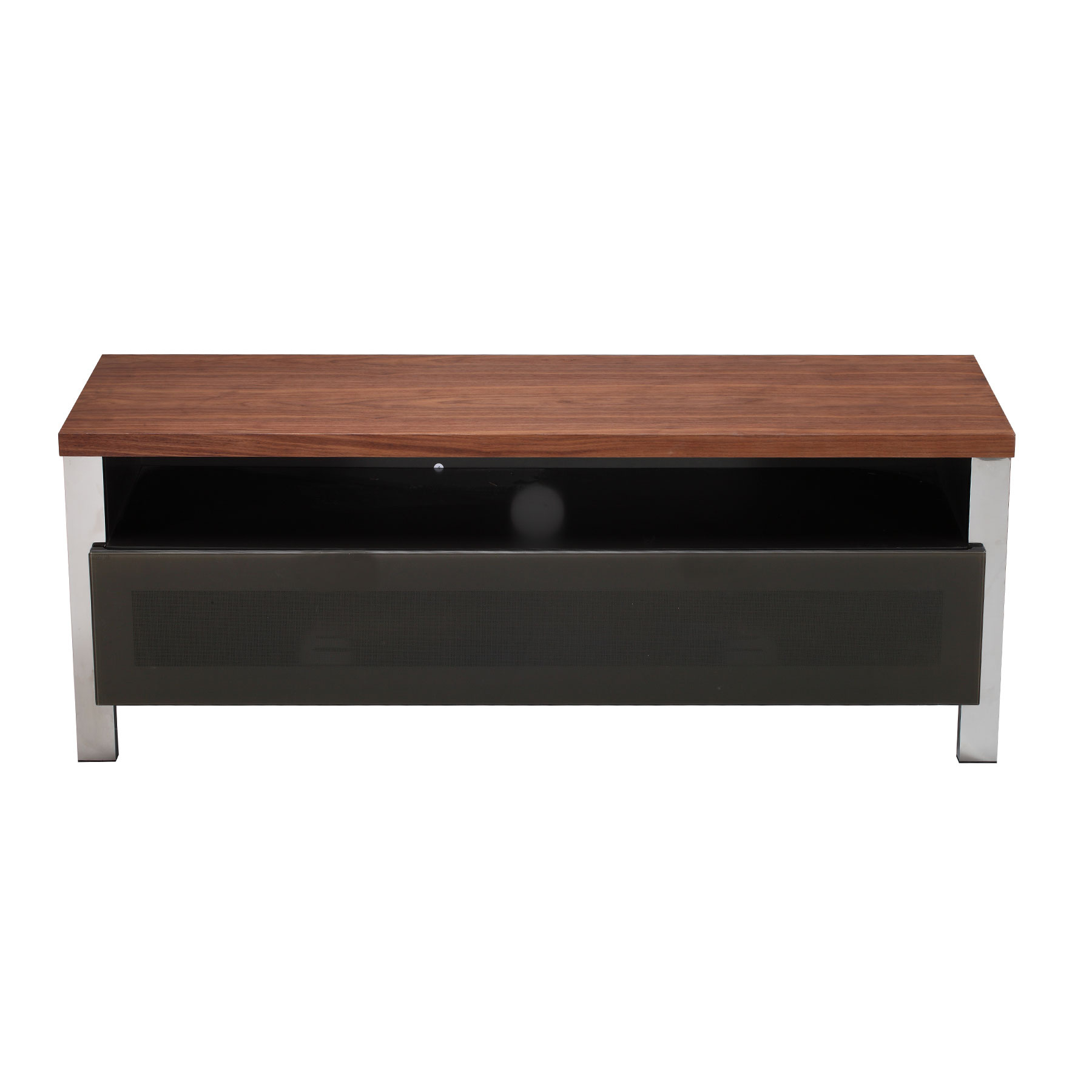 """Avenir Tv Stands For Tvs Up To 60"""" For Best And Newest Alphason Regent 120cm Walnut Tv Stand For Up To 60"""" Tvs (View 8 of 20)"""