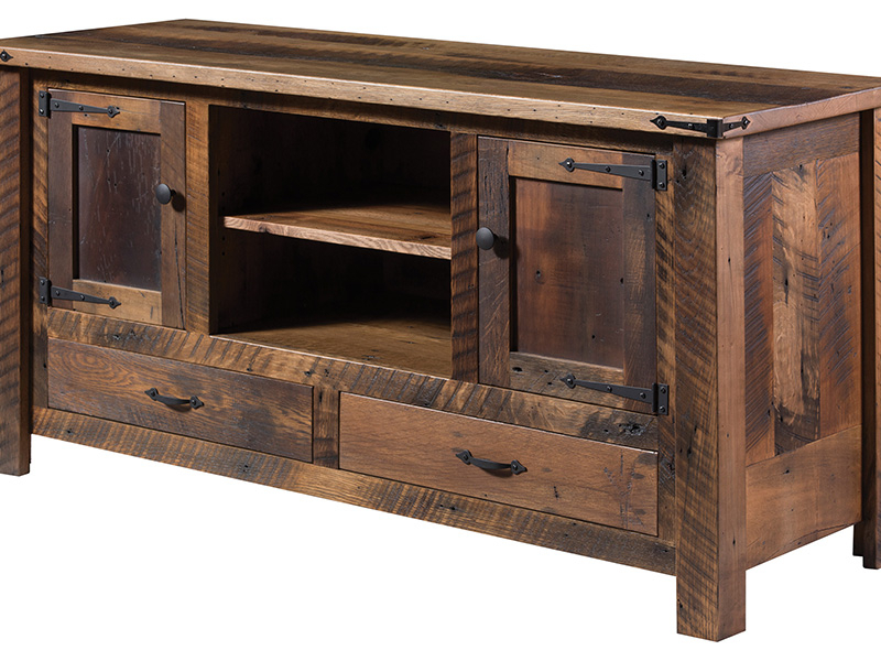 """Avenir Tv Stands For Tvs Up To 60"""" Intended For Current Kimbolton 60"""" Tv Stand – Stutzmans Amish Furniture (View 20 of 20)"""