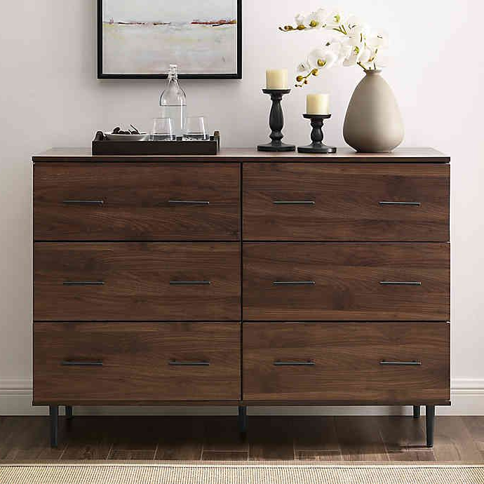 """Bed Within Millstadt 52"""" Wide 3 Drawer Pine Wood Buffet Tables (View 20 of 20)"""