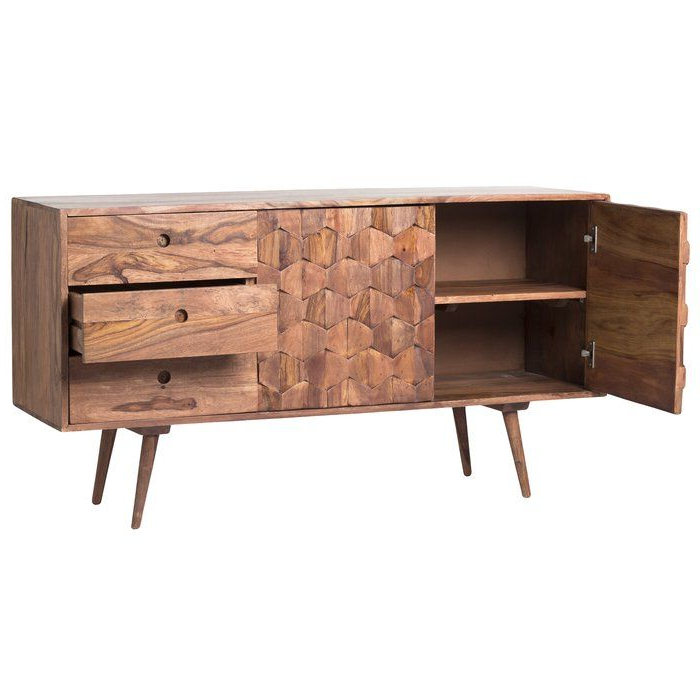 """Bedroom Inside Pardeesville 55"""" Wide Buffet Tables (View 15 of 20)"""