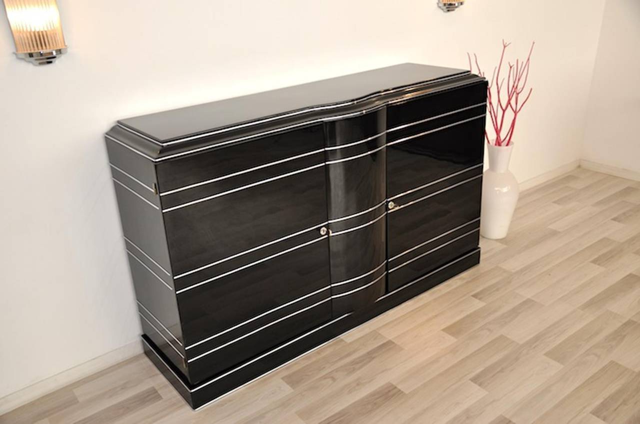 Best And Newest Art Deco Sideboard And Chromeliner For Sale At 1stdibs With Regard To Danby  (View 3 of 20)