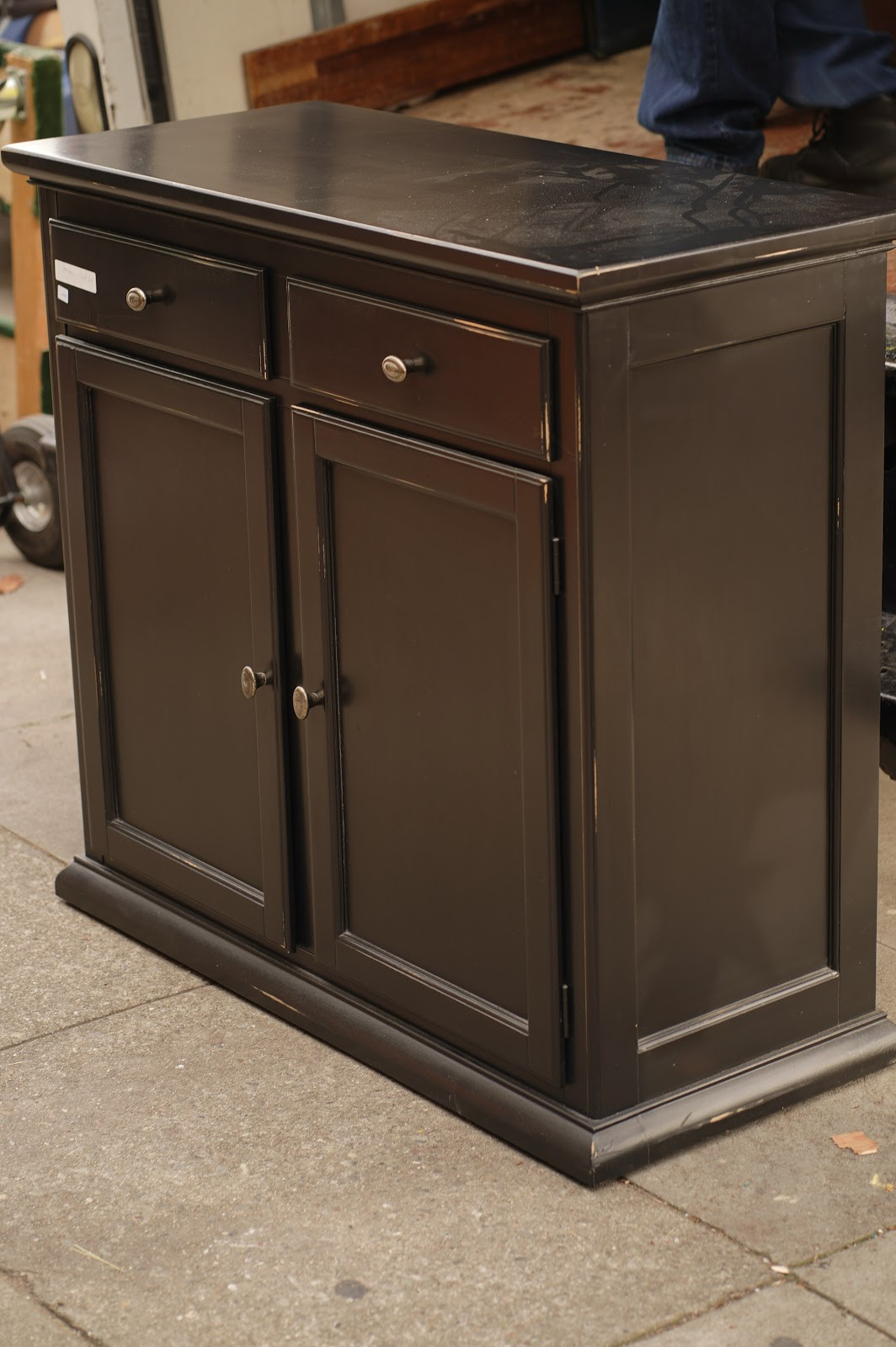"""Best And Newest Uhuru Furniture & Collectibles: **sold** #96562 Modern In Grieg 42"""" Wide Sideboards (View 13 of 20)"""