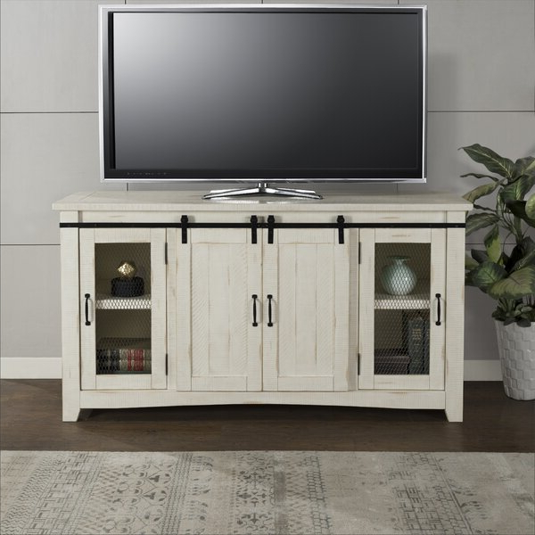 Blaire Solid Wood Tv Stands For Tvs Up To 75 With Regard To Most Recently Released Octavia Solid Wood Tv Stand For Tvs Up To 70 Inches (View 4 of 20)